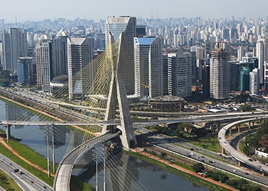 Sao Paulo Self-Driving Car Rental