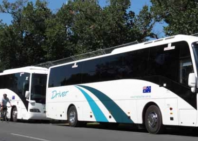 New Zealand Coach Hire