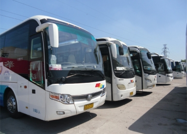 Hong Kong-China Cross-Border 45 Seater Coach