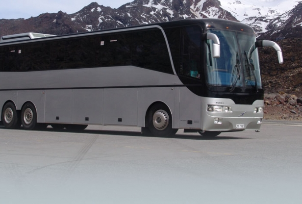 Russia Coach Hire
