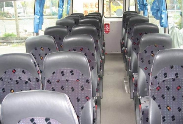 Hong Kong 23-27 Seater Coach