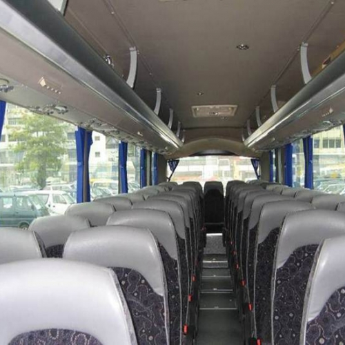 Hong Kong 45 Seater Coach