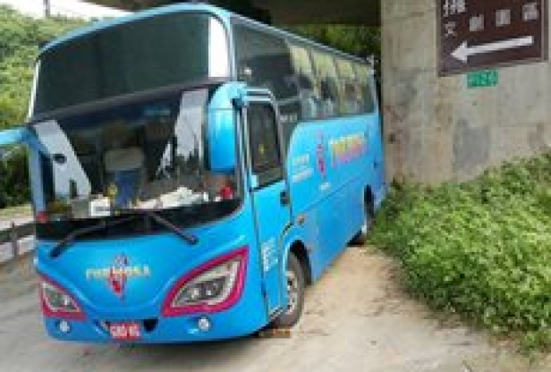 Okinawa Coach Hire